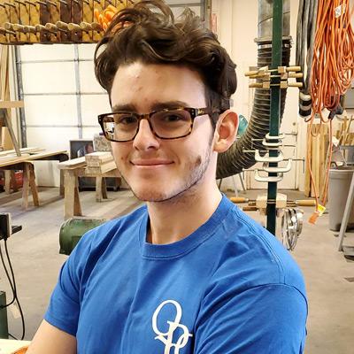 Jacob Christopher, Woodshop