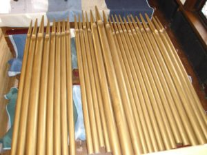 Quimby Pipe Organs, Pipe Shop