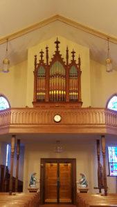 St. Thomas The Apostle Catholic Church, St. Thomas, Missouri