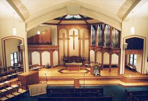 First Presbyterian Church - Opus 54