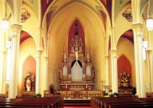 St. Francis Xavier Roman Catholic Church