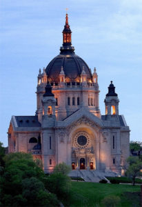 Cathedral of Saint Paul, St. Paul, MN photo by Steve Foritano