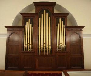 Dauphin Way United Methodist Church, Mobile, AL