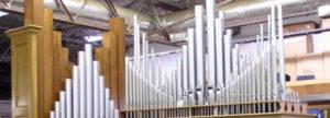 Coleberd Residence Organ