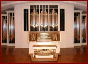 Northminster Presbyterian Church (The Roy A. Johnson Memorial Organ)