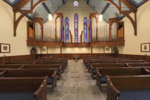 St. John's Episcopal Church, Lafayette, IN