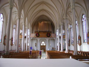 Saint Peter's Catholic Church, Ft. Wayne, IN