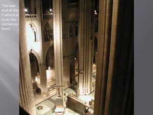 The Cathedral Church of St. John the Divine
