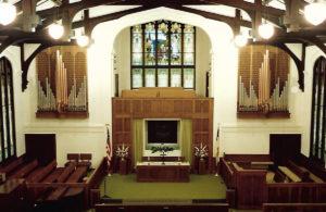 First Christian Church, Chanute, KS
