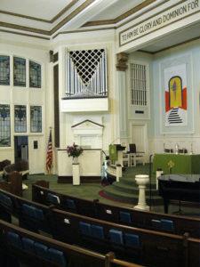 First Presbyterian Church Jefferson City, Missouri