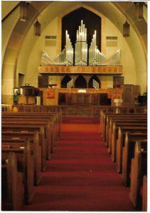 First United Methodist Church, Sanctuary Poplar Bluff, MO