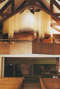 First Lutheran Church Fairfield, Iowa