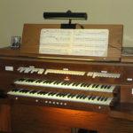 Gangwere Residence Original Organ