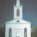 Milton Trinity Episcopal Church, Litchfield, CT Postcard