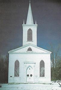 Milton Trinity Episcopal Church, Litchfield, CT Postcard