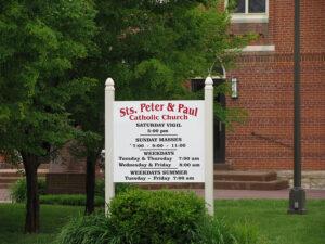 Saints Peter and Paul Roman Catholic Church, Seneca, KS